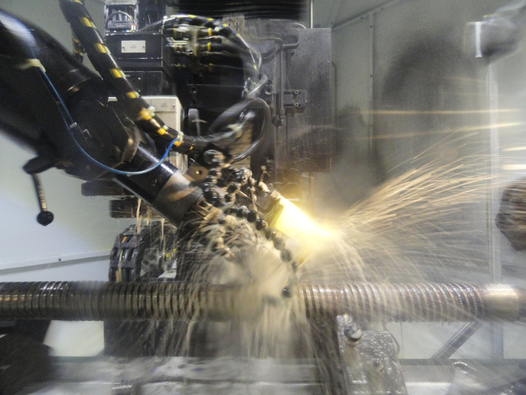 Innovative research on metal cutting technology in machinery manufacturing