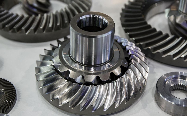 Gear processing - Gear processing steps. 1